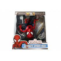 Brinquedo Boneco Metals Die Cast Ultimate Spider-man Homem Aranha 16 cm  Jada Toys - DTC -