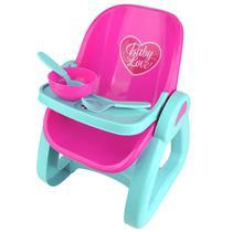 Brinquedo Cadeira Papa Baby Love - Usual Brinquedos