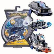 Brinquedo Carrinhos Screechers Com 2 Discos Vários Modelos - Dtc