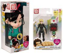 Brinquedo Colecionável (Calhoun e Avatar+ Boneca Vanellope) - Dtc