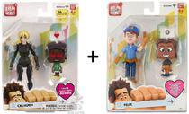Brinquedo Colecionável (Calhoun e Avatar + Felix e Avatar) - Dtc