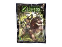 Brinquedo Colecionável Desmonte e Monte Guerreiros Zumbi DTC -