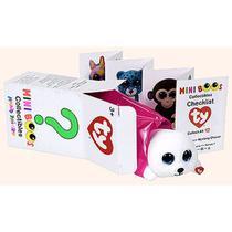 Brinquedo Colecionável Mini Boos Surpresa Ty DTC -
