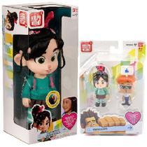 Brinquedo Colecionável (Vanellope e Avatar+Boneca Vanellope) - Dtc