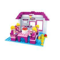 Brinquedo Cozinha 148 peças Click It - Play Cis