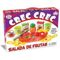 Brinquedo Cozinha Infantil Comidinhas Crec-crec Frutas - Big Star