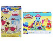 Brinquedo Criança 4 Anos Play-doh Pipoca + Play Doh Polvo - Hasbro