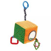 Brinquedo Cubo de Atividades Tecido c/ Acessórios - 134946 - Buba
