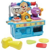Brinquedo de Atividades - Caixa de Ferramentas do Cachorrinho - Fisher- - Mattel