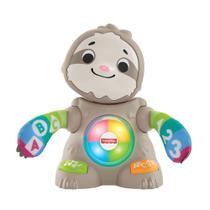 Brinquedo de Atividades - Linkimals - Bicho Preguiça Movimentos Divertidos - Fisher-Price - Fisher Price