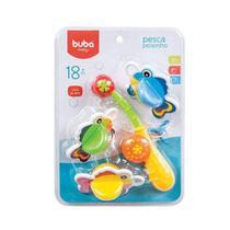 Brinquedo de Banho Pesca Peixinho - Buba