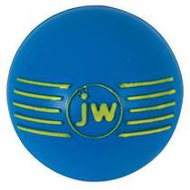 Brinquedo de cachorro Bola com Apito iSqueak Ball GD Azul - Jw