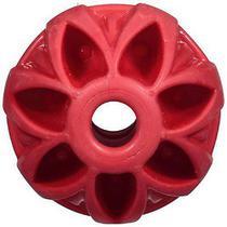 Brinquedo de cachorro Bola Megalast Ball Grande Vermelha JW -