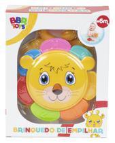 Brinquedo de empilhar para bebê 6 meses - Bbr Toys