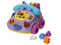 Brinquedo de Encaixar Carrinho Falafone - Calesita