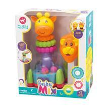 Brinquedo de Encaixe Baby Mix - Calesita -