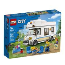 Brinquedo de Montar Lego City Trailer de Ferias 60283 -