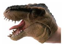 Brinquedo Dinossauro Jurassic Dino Fantoche De Mão Dtc 3731 -