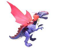 Brinquedo Dragão 38cm Que Bate Asas E Anda - Barcelona