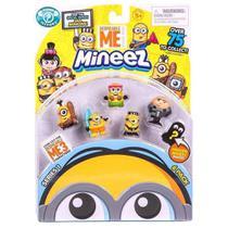 Brinquedo Dtc Meu Malvado Favorito Mineez Serie 1 4080 -
