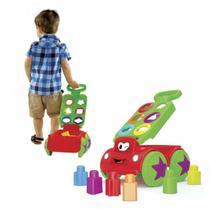 Brinquedo Educativo Amicaozinho Pedagogico 7PCS - Dismat
