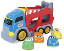 Brinquedo Educativo Baby Cargo - Big Star - Bigstar -