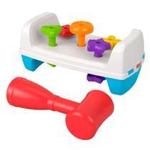 Brinquedo Educativo - Banquinho de Atividade - Fisher-Price - Mattel