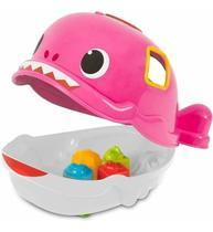 Brinquedo Educativo Bebê Jack Tubarão - Mercotoys -