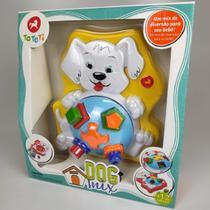 Brinquedo Educativo Dog mix Tateti - Tateti-Calesita