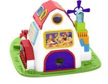 Brinquedo Educativo Fazendinha Cor Sortida - Tateti -