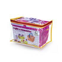 Brinquedo Educativo Fogao E Acessorios Monte Libano 4405 - Lider
