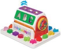 Brinquedo Educativo Girababy - Mercotoys -