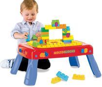 Brinquedo Educativo Mesinha Criativa BABY LAND 20B Unidade Cardoso TOYS -