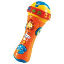 Brinquedo Educativo - Microfone Canta Comigo - Vtech - Yes Toys -