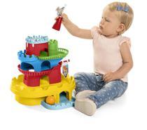 Brinquedo Educativo Monta Castelo - Tateti 893 -