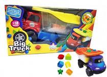 Brinquedo Educativo Pedagogico Carrinho Big Truck Formas - Big Star