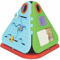 Brinquedo Educativo Pirâmide Festa na Fazenda - Mercotoys -
