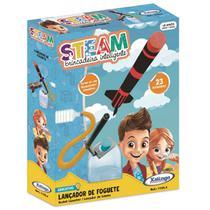 Brinquedo Educativo Steam Lançador de Foguete Xalingo 11554 -