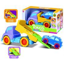 Brinquedo educativo tchuco baby guincho - Samba Toys