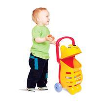Brinquedo Educativo Ursinho Baby Land Com Blocos De Encaixar - Cardoso