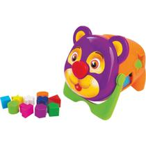 Brinquedo Educativo URSO TOMY C/BLOCOS - GNA