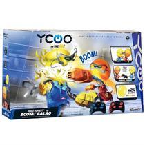 Brinquedo Eletrônico Silverlit Robo Kombat Boom! Balão DTC -