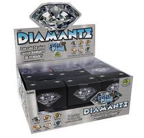 Brinquedo Escava Prêmio Diamante Caixa com 24 Unidades - Combo