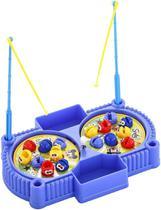 Brinquedo Etitoys Jogo de Pescaria Com Corda do Mickey - Etilux