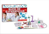 Brinquedo Experiencias Cientificas Laboratório. - Nig brinquedos
