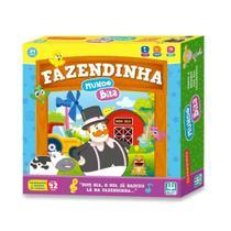 Brinquedo Fazendinha Mundo Bita Em Madeira - Nig 0693 -