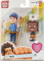 Brinquedo Figura Colecionável Detona Ralph II Bandai - Dtc