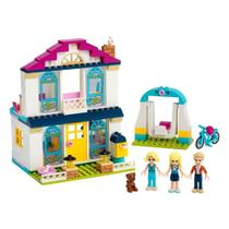 Brinquedo Friends A Casa de Stephanie - LEGO -