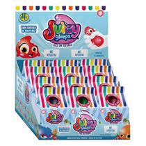 Brinquedo Frutinha Juicy Gloops Surpresa Display12 Unidades - Dtc