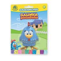 Brinquedo Galinha Pintadinha Colecionável 10Cm Dtc -